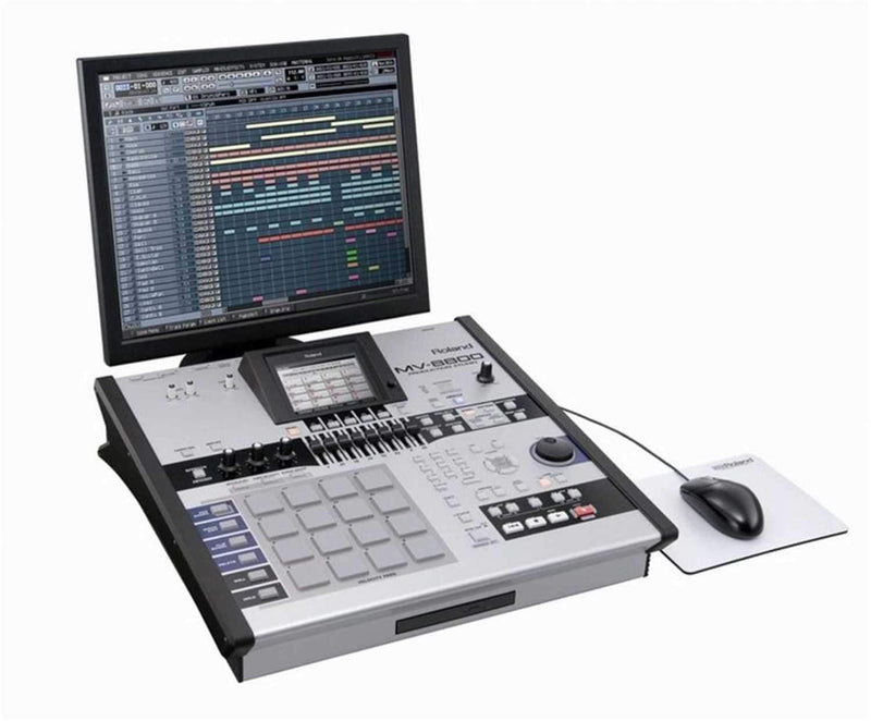 Roland MV-8800 Sampling/Record Production Studio - PSSL ProSound and Stage Lighting