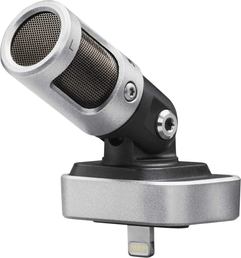Shure Motiv MV88 iOS Digital Stereo Condenser Mic - PSSL ProSound and Stage Lighting
