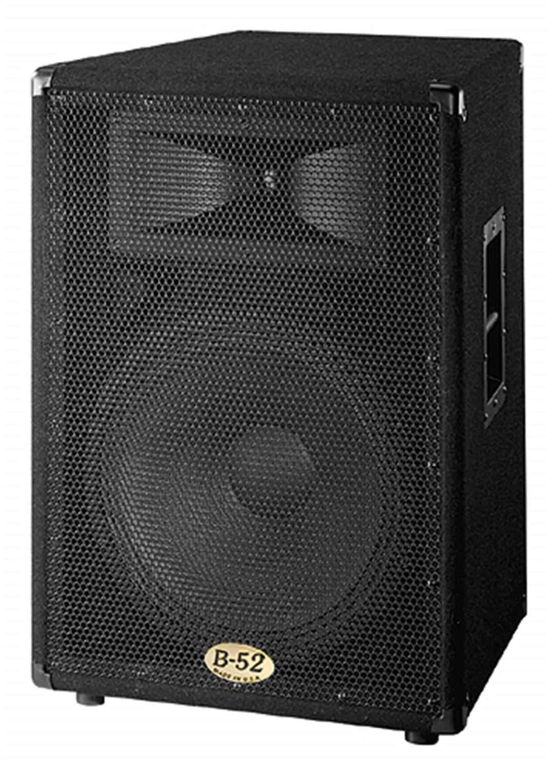 B52 MX-15 15 Inch Pro Speaker - PSSL ProSound and Stage Lighting