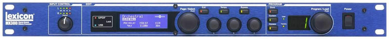 Lexicon MX300 Stereo Reverb Effects Processor USB - PSSL ProSound and Stage Lighting