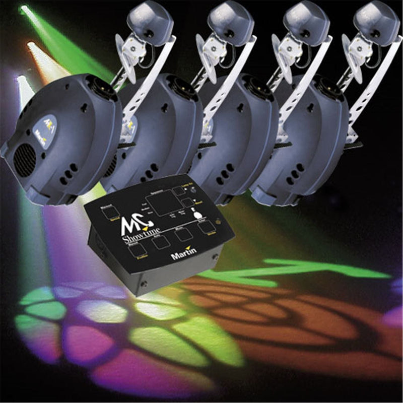 Martin MX1 Scanner & Mc-Showtime-1 Package - PSSL ProSound and Stage Lighting