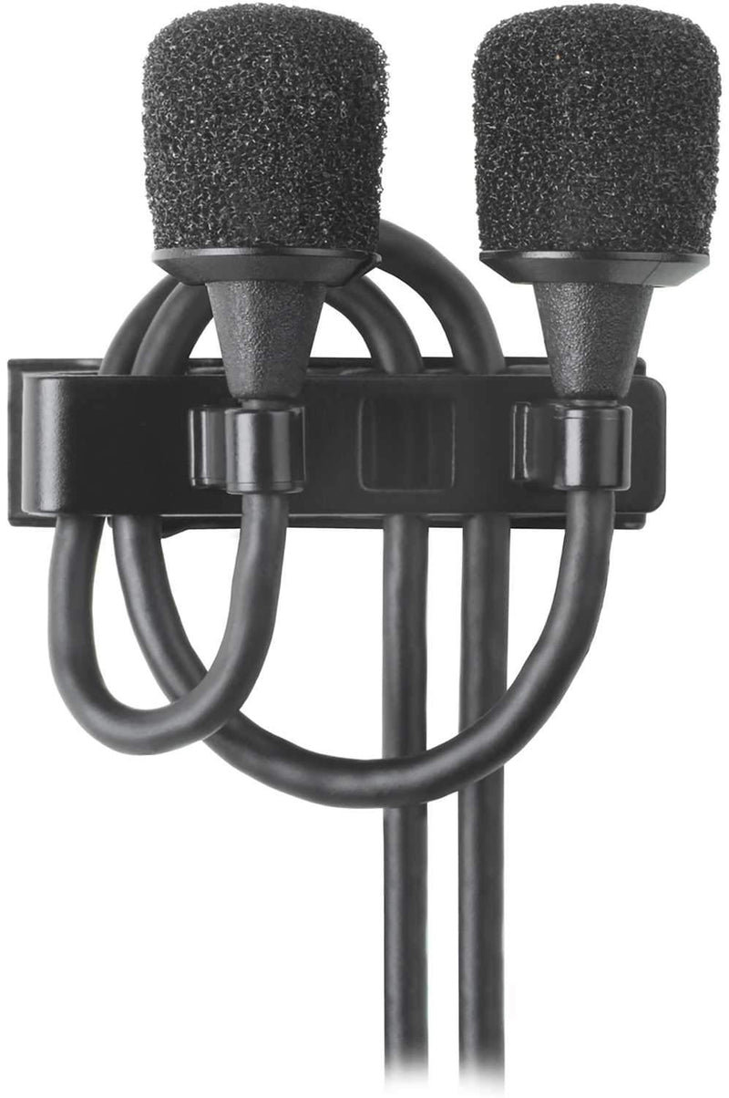 Shure MX150B/O-TQG Omnidirectional Subminiature Lavalier Mic - PSSL ProSound and Stage Lighting