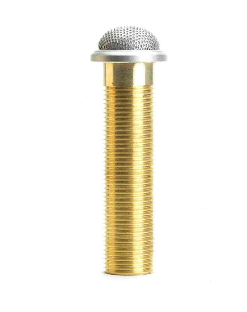 Shure MX395AL/O Aluminum Boundary Mic Omnidirectional - PSSL ProSound and Stage Lighting