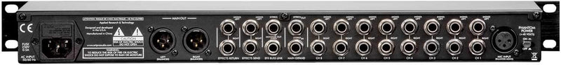 ART MX822 8-Channel Stereo Mixer - PSSL ProSound and Stage Lighting