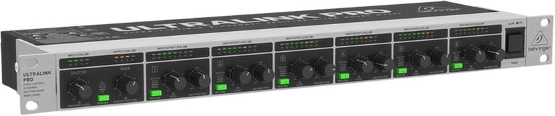 Behringer MX882 V2 Ultralink 8-Channel Splitter - PSSL ProSound and Stage Lighting