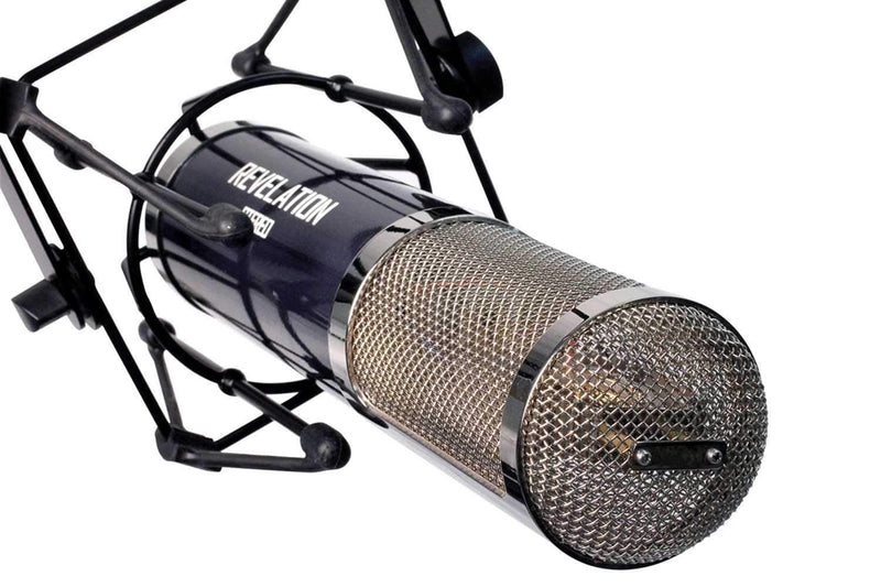 MXL Revelation Stereo Dual-Capsule X/Y Tube Condenser Microphone - PSSL ProSound and Stage Lighting
