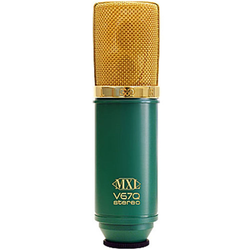 MXL V67Q Large Stereo Condenser Microphone - PSSL ProSound and Stage Lighting