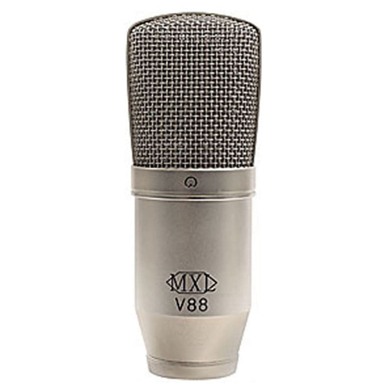 MXL MXL-V88 Large Gold Diaphram Condenser Mic - PSSL ProSound and Stage Lighting