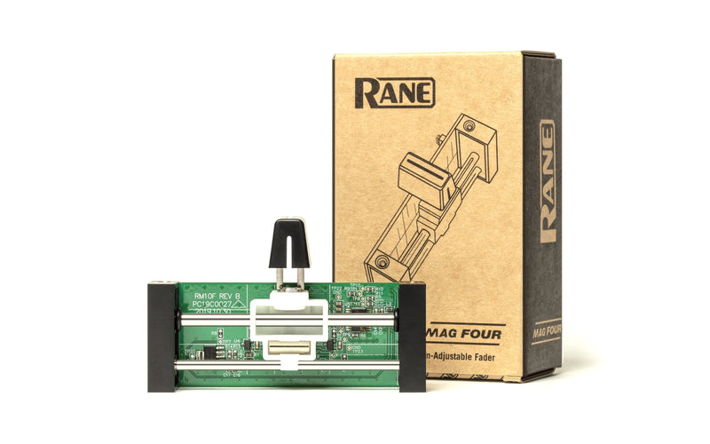 RANE DJ MAG FOUR Ultra-Light Contactless Tension Adjustable Fader for the SEVENTY, SEVENTY-TWO and SEVENTY-TWO MKII - PSSL ProSound and Stage Lighting