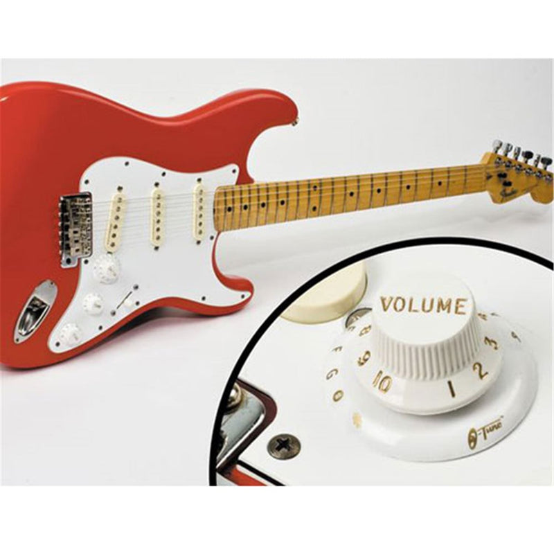 N-Tune Fender On-Board Electric Guitar Tuner - PSSL ProSound and Stage Lighting