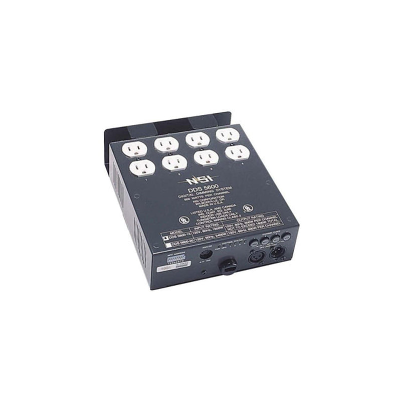 Leviton DDS 5600 4ch 600w DMX Dimmer Relay Pack - PSSL ProSound and Stage Lighting
