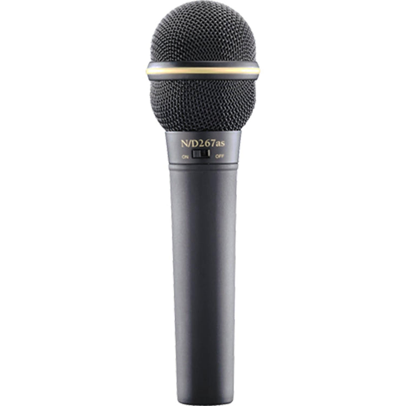 Electro-Voice N D267AS Dynamic Microphone w Switch - PSSL ProSound and Stage Lighting