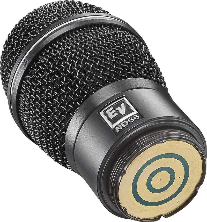 Electro Voice ND86-RC3 Wireless ND86 Capsule - PSSL ProSound and Stage Lighting