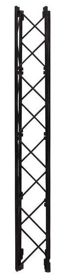 Odyssey Nexus Black 8x8In Sq 16In Folding Truss - PSSL ProSound and Stage Lighting