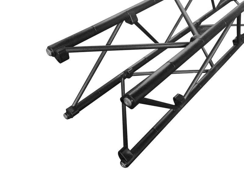 Odyssey Nexus Black 8x8in Sq 32in Folding Truss - PSSL ProSound and Stage Lighting