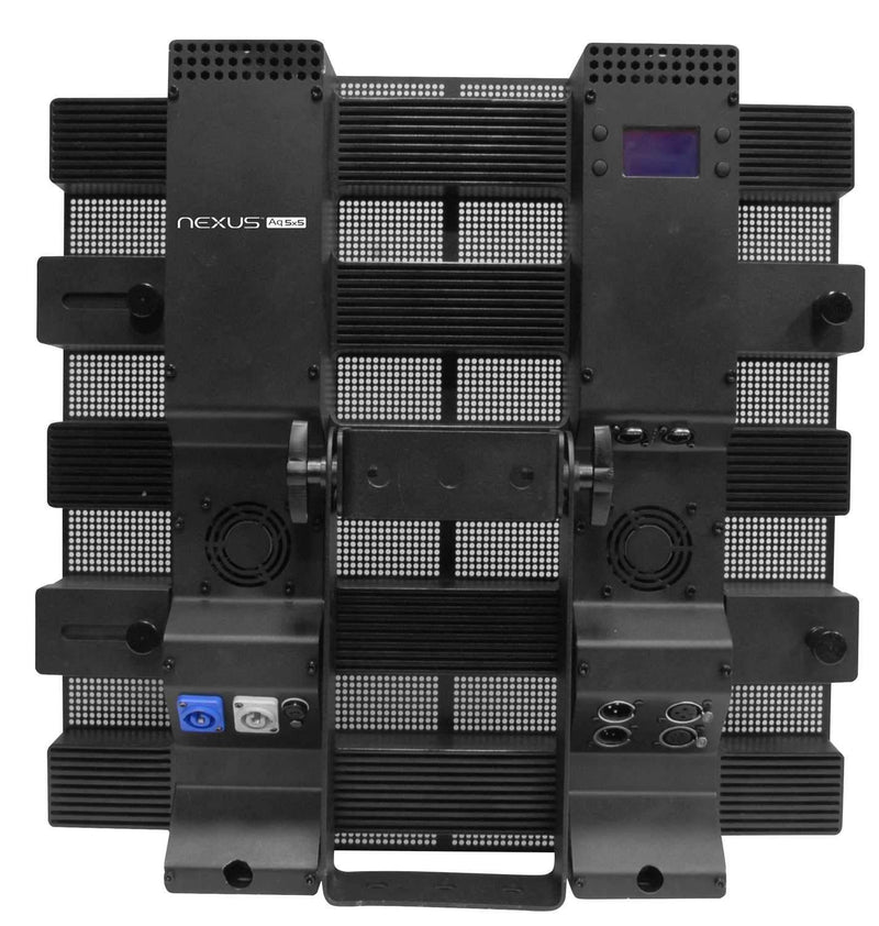 Chauvet Nexus AQ 5x5 LED DMX 4 Pack with Flight Case - PSSL ProSound and Stage Lighting