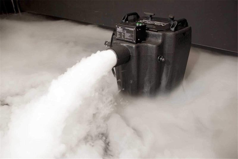 Chauvet Nimbus Professional Dry Ice Machine - PSSL ProSound and Stage Lighting
