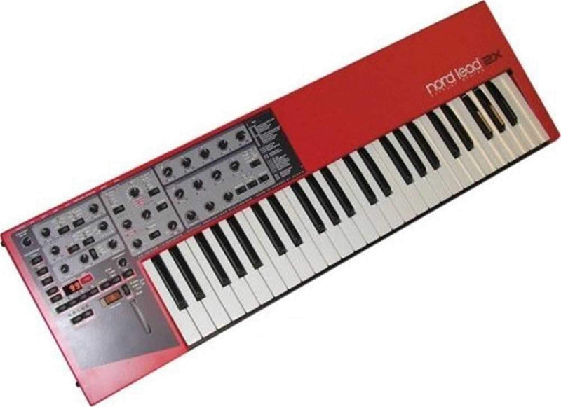 Nord Lead 2X Virtual Analog Keyboard - PSSL ProSound and Stage Lighting
