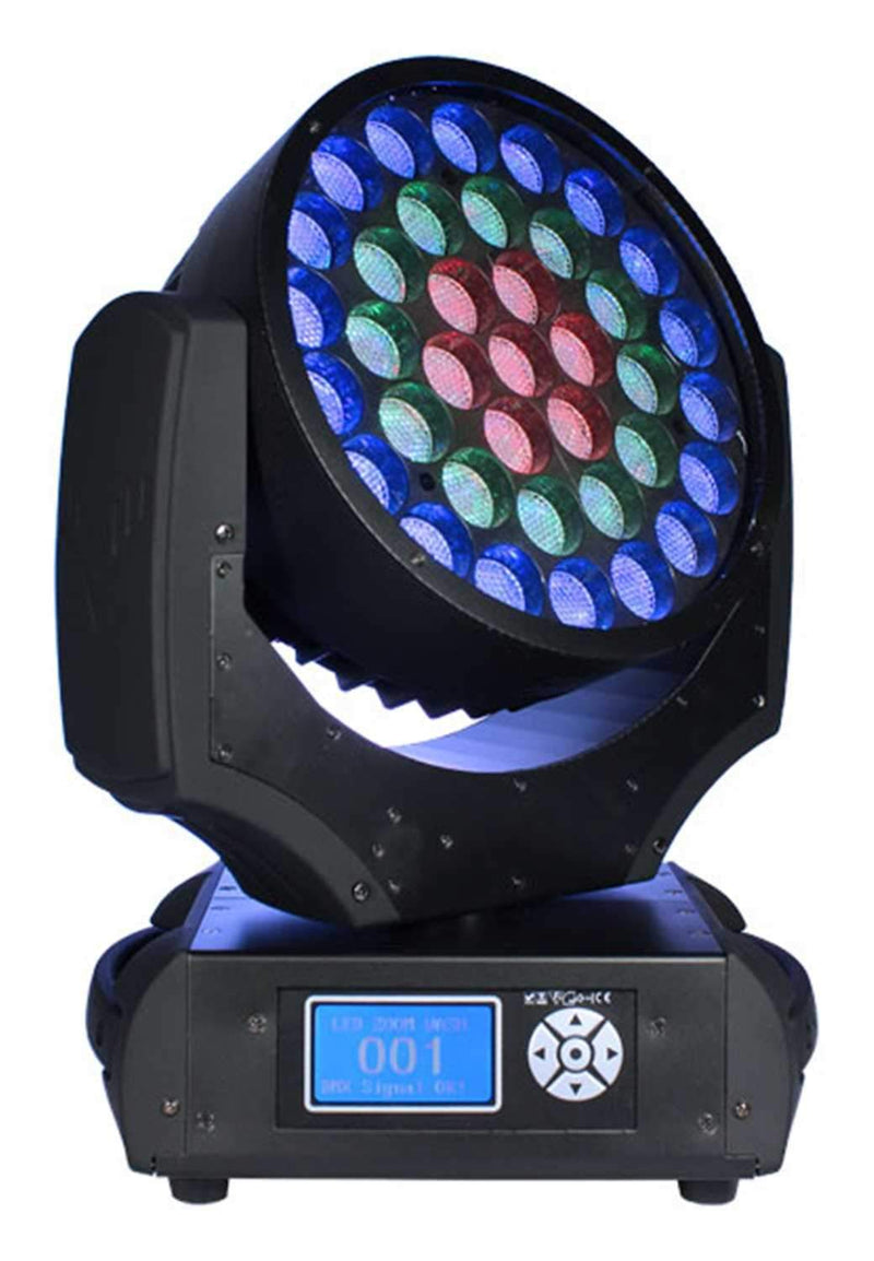 Blizzard NorthStar Spec-Z RGBW Moving LED Light - PSSL ProSound and Stage Lighting