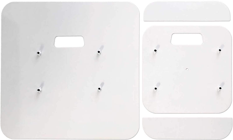 Novopro PS1 XL/PS1 XXL Replacement Plates with Bag - PSSL ProSound and Stage Lighting