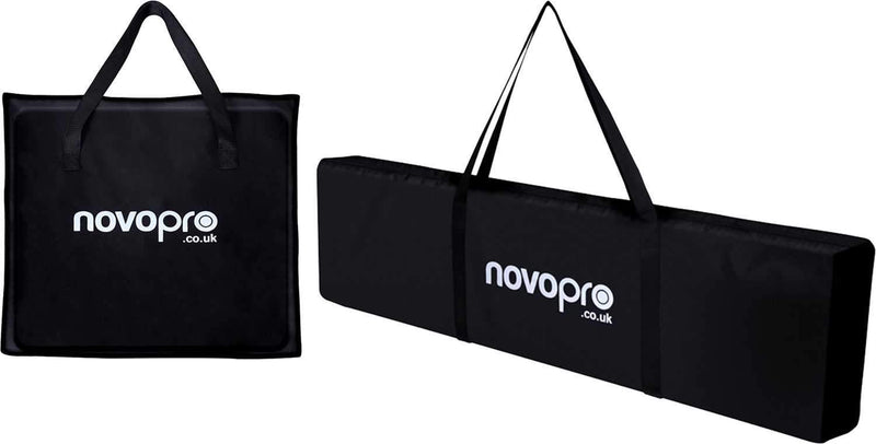 Novopro NOVO-PS1XXL Adjustable XXL Podium Stand - PSSL ProSound and Stage Lighting