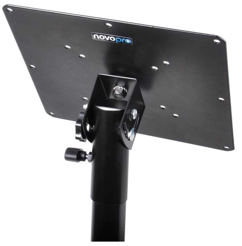 Novopro TVM35 Speaker Stand Mounting Plate - PSSL ProSound and Stage Lighting