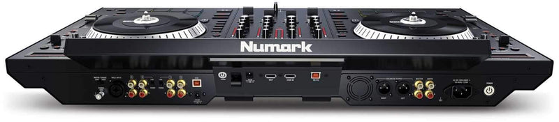 Numark NS7III 4-Channel Motorized DJ Controller with Screens - PSSL ProSound and Stage Lighting