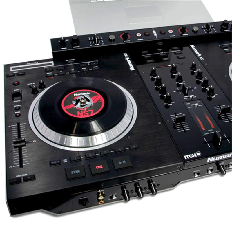 Numark NS7FX Controller With Serato DJ & Effects - PSSL ProSound and Stage Lighting