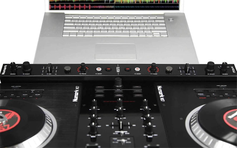 Numark NSFX EFX Control Module for NS7 & Itch 2.0 - PSSL ProSound and Stage Lighting