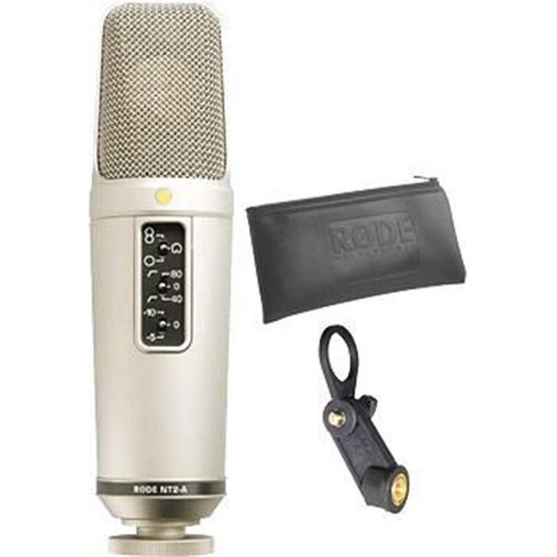 Rode NT2A Studio Condenser Microphone - PSSL ProSound and Stage Lighting