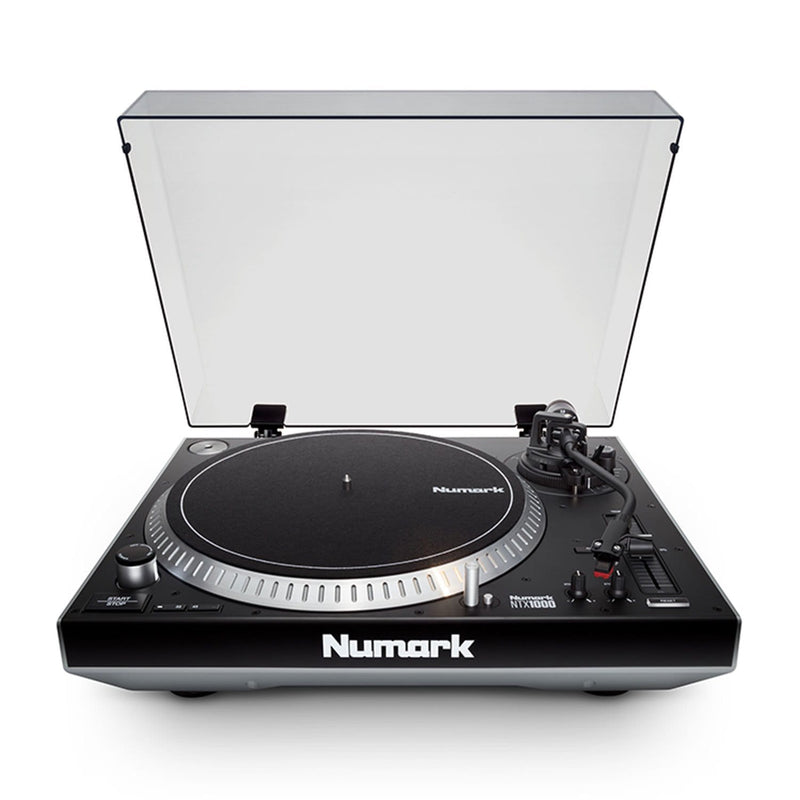 Numark NTX1000 High-Torque Direct-Drive Turntable - PSSL ProSound and Stage Lighting