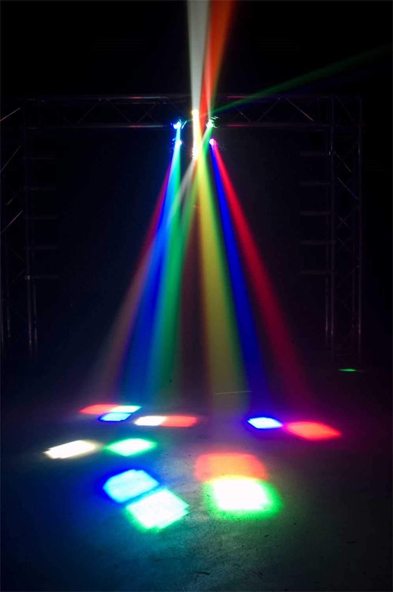 American DJ Nucleus Pro 6 Head LED DMX Centerpiece - PSSL ProSound and Stage Lighting