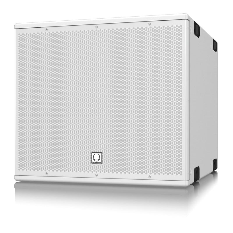 Turbosound NUQ115BANWH Subwoofer In White - PSSL ProSound and Stage Lighting
