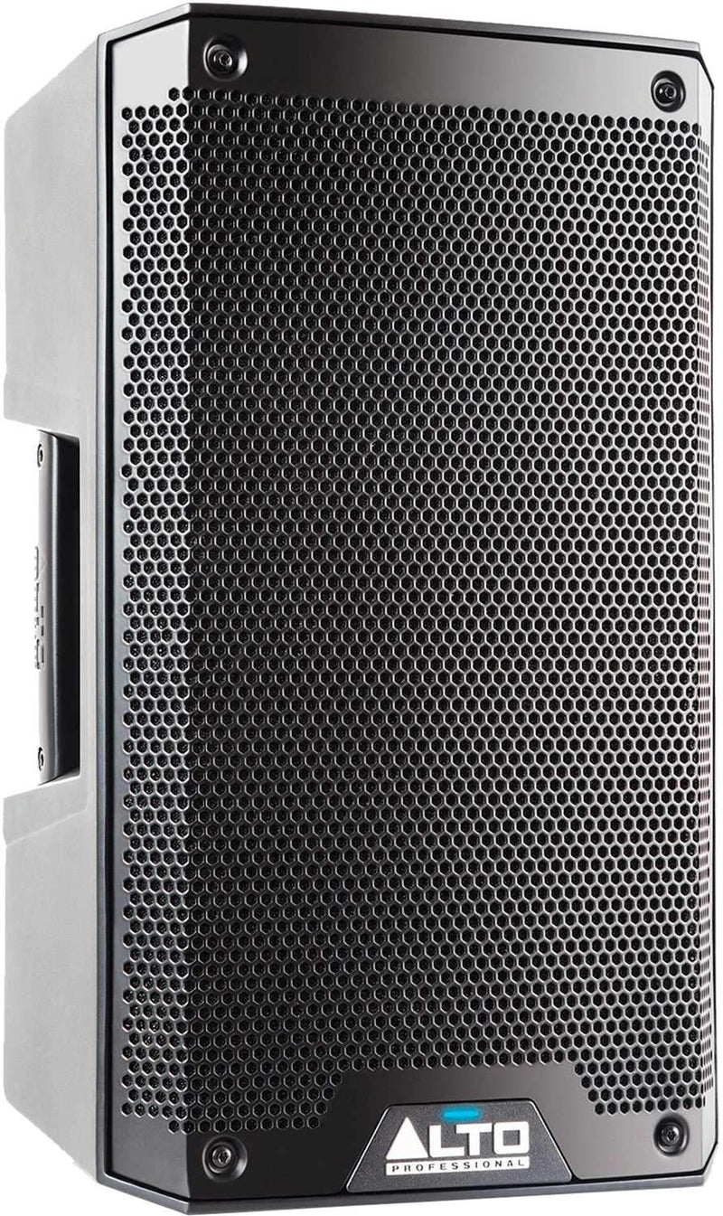 Alto TS308 8-Inch 2 Way Powered Speakers with Gator Totes & Stands - PSSL ProSound and Stage Lighting