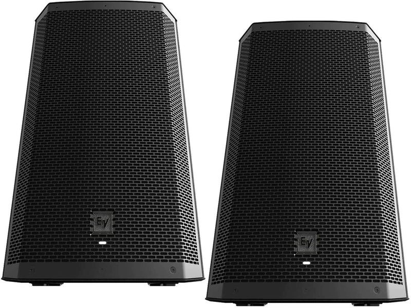 Electro-Voice ZLX-15BT15-Inch Powered Speaker Pair with Bluetooth - PSSL ProSound and Stage Lighting