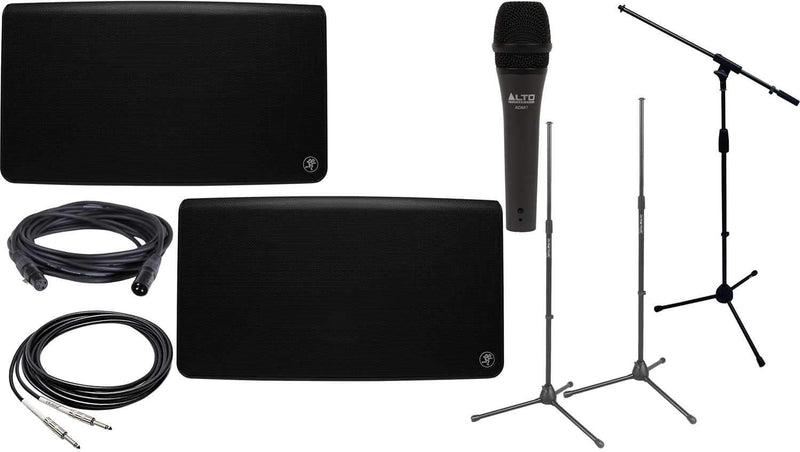 Mackie FreePlay Live Large Mobile PA Package for Guitarist/ Singer - PSSL ProSound and Stage Lighting