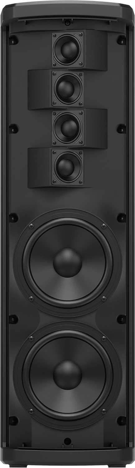 Turbosound iNSPIRE iP300 Dual Speaker Portable PA System - PSSL ProSound and Stage Lighting