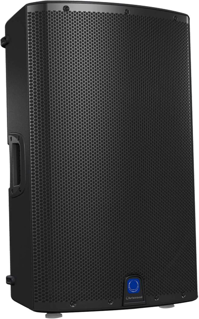 Turbosound iX15 2-Way 15-Inch Powered Speaker Pair with Covers - PSSL ProSound and Stage Lighting