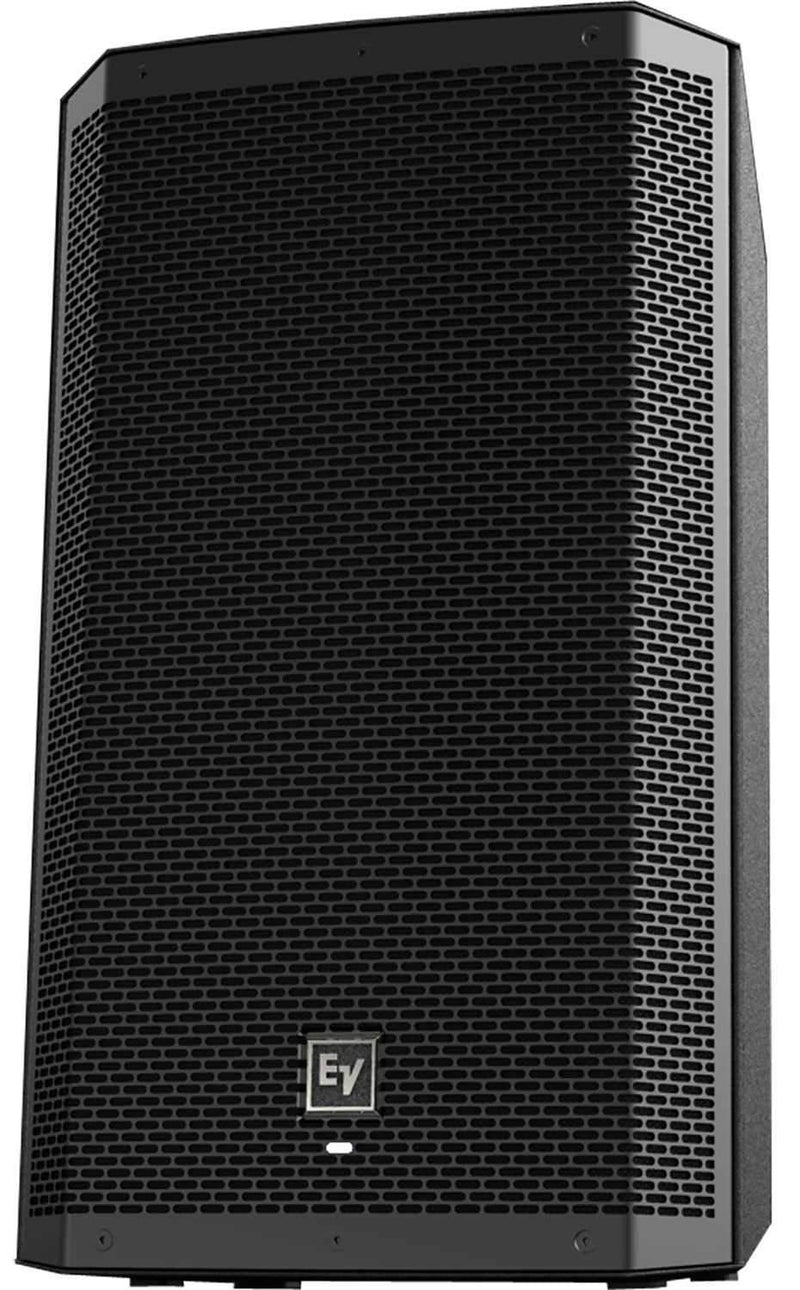 Electro-Voice ZLX12P 12-inch Powered Speakers with Mount Bracket Pair - PSSL ProSound and Stage Lighting
