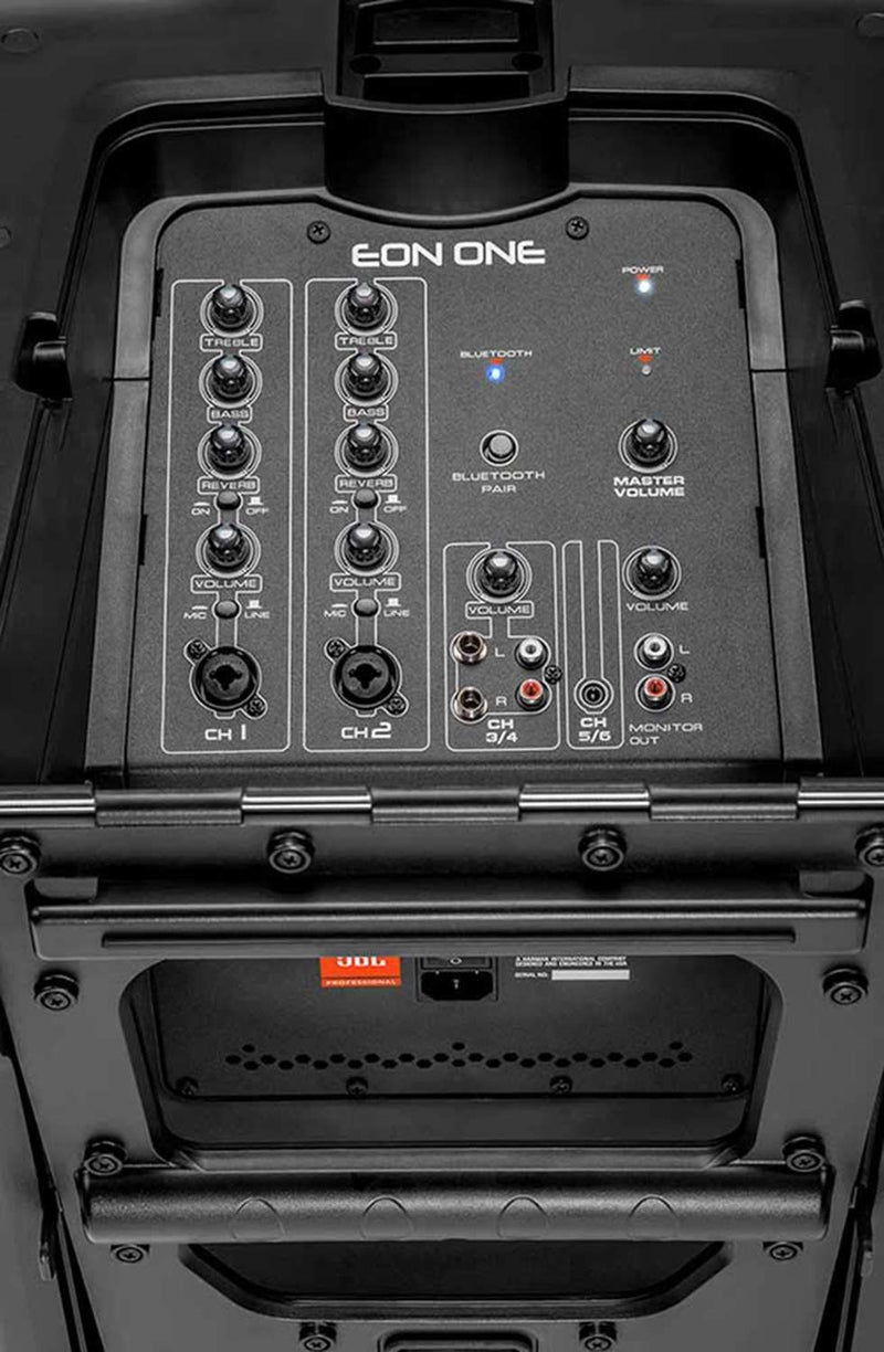 JBL EON ONE Linear Array PA System with AKG WMS40V Wireless Microphone - PSSL ProSound and Stage Lighting