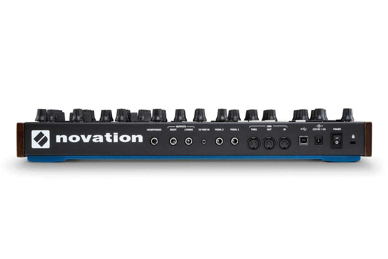 Novation Peak Polyphonic Synthesizer - PSSL ProSound and Stage Lighting