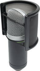 Mackie PF-100 Pop Screen for ELEMENT Series Mics - PSSL ProSound and Stage Lighting