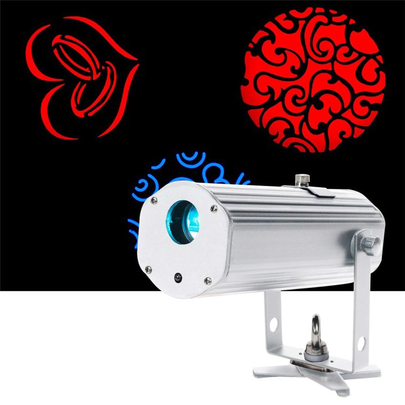ADJ American DJ Pinpoint Gobo Color RGBA LED Projector - PSSL ProSound and Stage Lighting