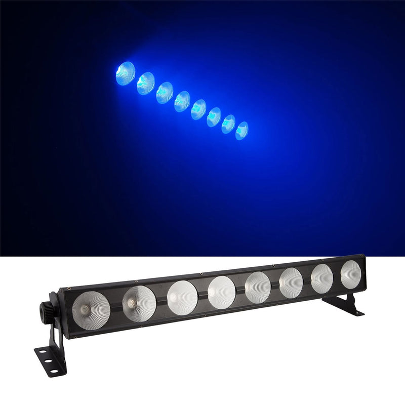 Epsilon Pix-Bar 8 RGB LED COB Linear Pixel Bar Light - PSSL ProSound and Stage Lighting