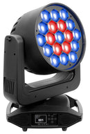 Elation Platinum Seven 19x25-Watt LED Wash Moving Head Light - PSSL ProSound and Stage Lighting