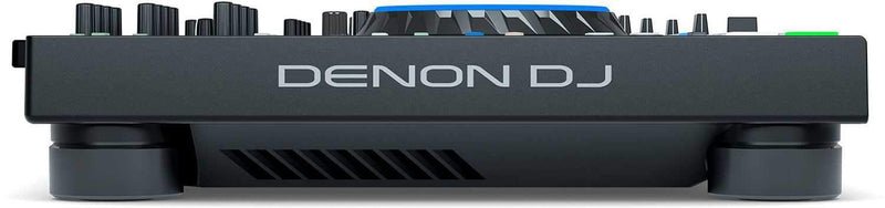 Denon Prime 4 Standalone 4-Deck DJ System with Touchscreen - PSSL ProSound and Stage Lighting