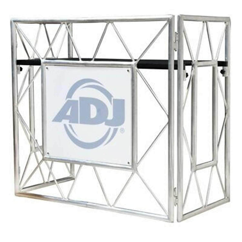 ADJ American DJ Pro Event Metal Foldable Portable Table II - PSSL ProSound and Stage Lighting