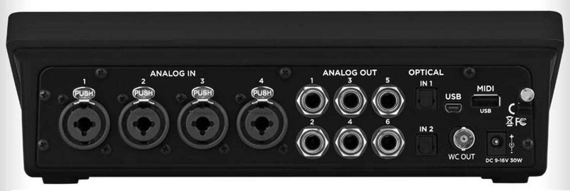 Avid Pro Tools Quartet Interface 1yr Subscription - PSSL ProSound and Stage Lighting