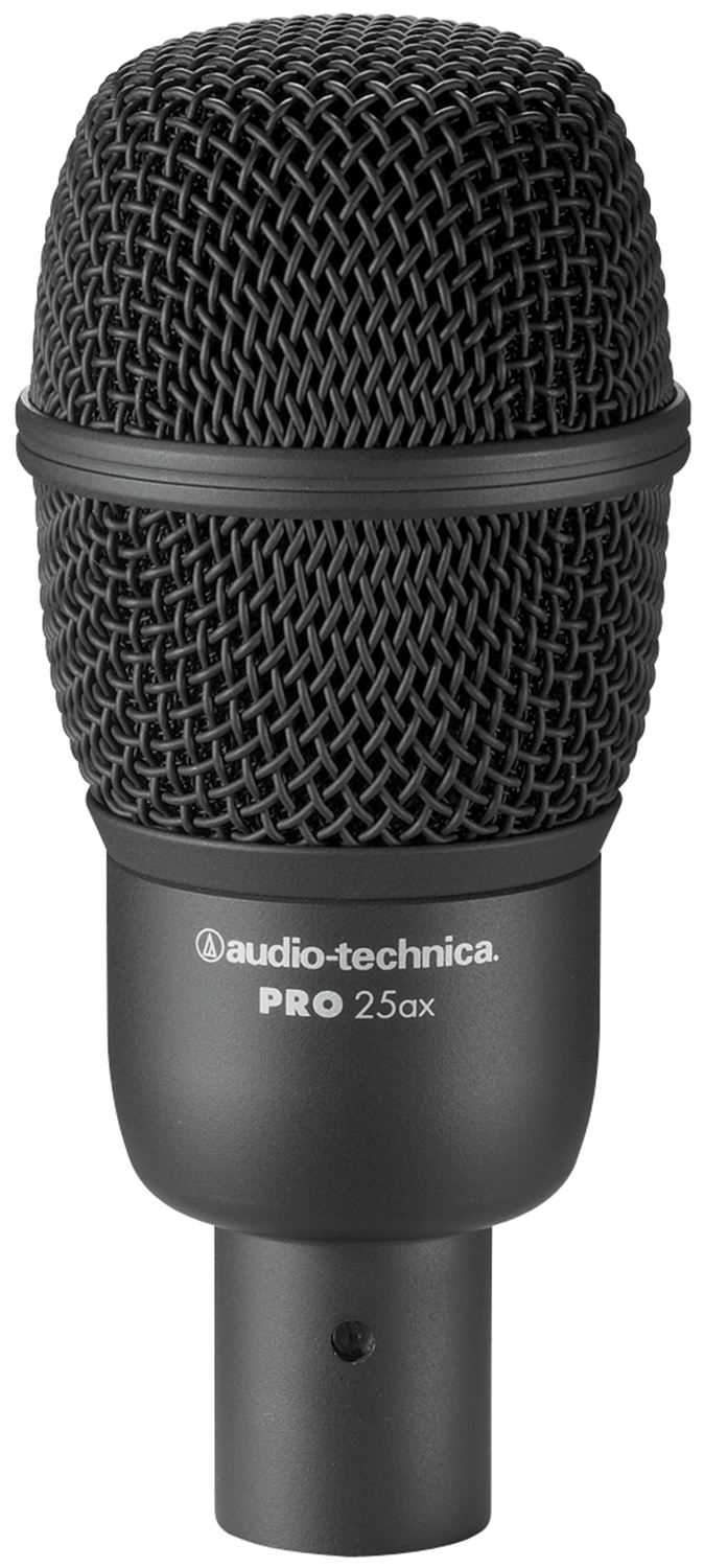 Audio Technica PRO25AX Dynamic Instrument Mic - PSSL ProSound and Stage Lighting