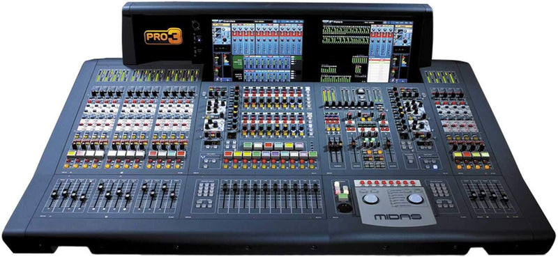 Midas PRO3-PRO9 Console Control Surface Upgrade Kit - PSSL ProSound and Stage Lighting